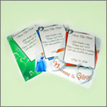 Wedding Wish Cards
